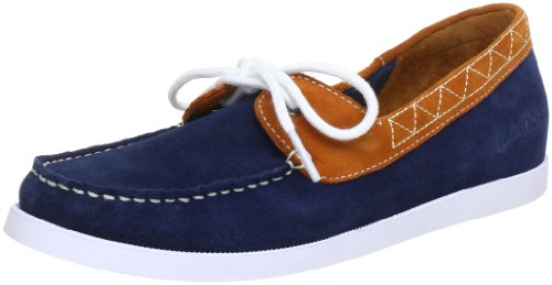 Pointer I014737, Boots femme Bleu - Blau (Peacoat/Burnt Copper)