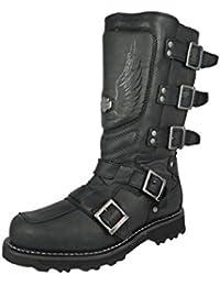 HARLEY DAVIDSON Chaussures - Bottes MOTOCRUZ - black - black