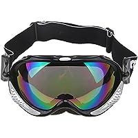 POSSBAY Motorrad Brillen Schutzbrille Wintersport Skifahren Schneefahren Motocross Off Road Dirt Racing TjbYvo