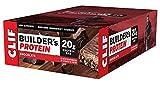 CLIF Bar - Builders Protein Bar 12 x 68g Riegel Chocolate Mint (2er Pack)