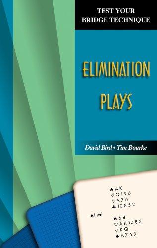 Elimination Plays (Test Your Bridge Technique) (English Edition)