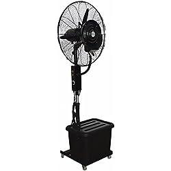 SEASON Ventilador nebulizador Exterior Microclima deposito Agua 40 litros