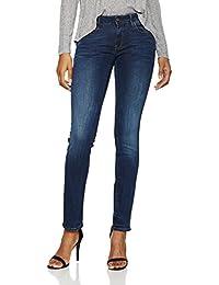 G-STAR RAW Damen Jeans 3301 Deconst Mid Straight