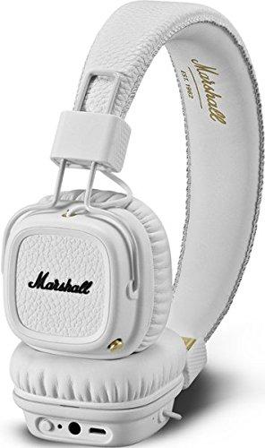 Marshall major ii cuffia bluetooth, crema