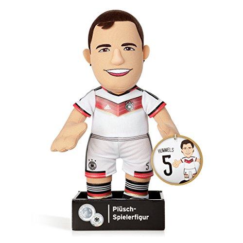 Deutschland Plüsch Spielerfigur Fanpuppe Mats Hummels DFB Nationalteam Deutschland BVB WM 2014 (Hummel-figuren Sammlerstücke)