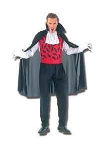 Humatt Perkins 51427 - Disfraz de rey murciélago para hombre