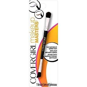 COVERGIRL Makeup Masters Dual Eyeshadow & Eyeliner Brush