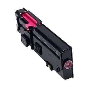 Dell FXKGW/GP3M4 Cartouche de toner pour C2660dn/C2665dnf 1200 pages Magenta