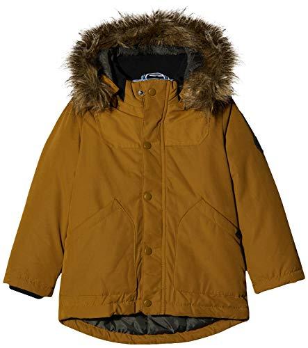 NAME IT Jungen NMMMALIEN Jacket Jacke, Braun Bronze Brown, (Herstellergröße: 98)