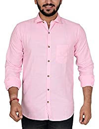 ANRY Cotton Casual Shirt For Men