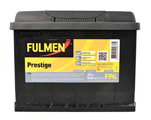 Fulmen Prestige Batterie Auto 540A 62Ah