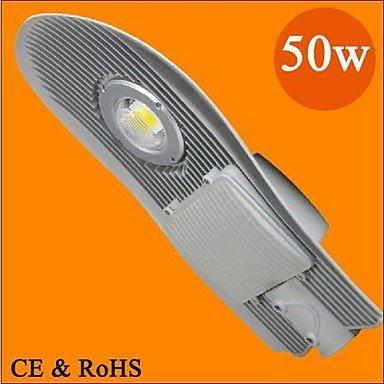 DXZMBDM® 50w ha condotto il percorso di figura del serpente strada parco lampada luce di via cortile led Illuminazione per esterni AC86-265V , Warm White