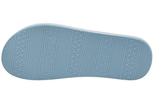 Mustang Herren 4113-701-8 Zehentrenner Blau
