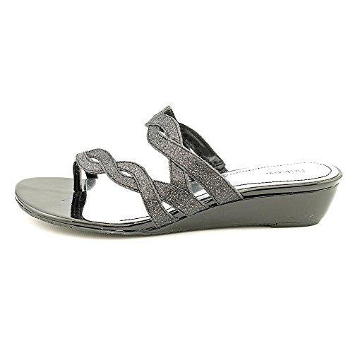 Style & Co. , Sandales pour femme BLK Glitter