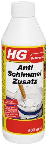 HG Anti Schimmel Zusatz für Farben Mörtel usw. 500ml