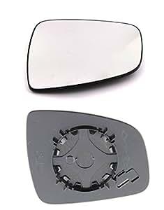 Doctorauto dr165421 miroir glace verre de for Remplacement miroir retroviseur exterieur