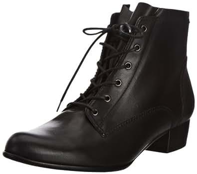 Gabor Shoes 96.615.57 Damen Kurzschaft Stiefel, Schwarz (schwarz (Micro)), 37.5 EU (4.5 Damen UK)