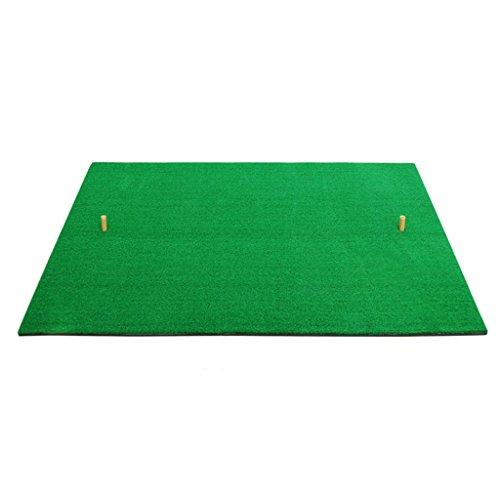 Life Standard Golf Swing Matte/Golf Trainingsmatte/Golf Fairway Matten/Golf Übungsmatte/Multi-size Golf Fairway Mats-120 * 100 cm (Swing-matte Golf)