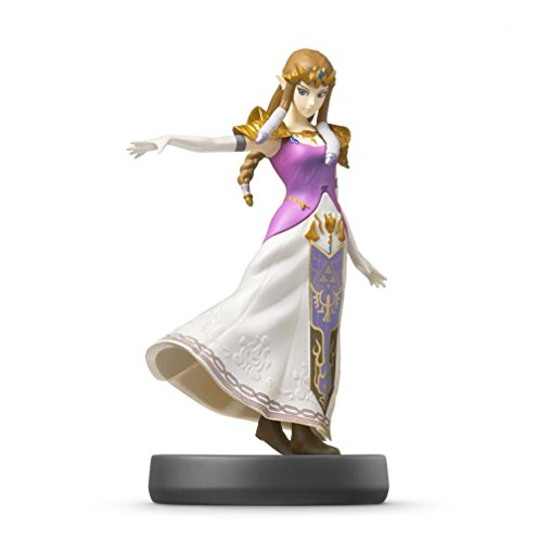 Zelda Amiibo (Super Smash Bros.) - 2