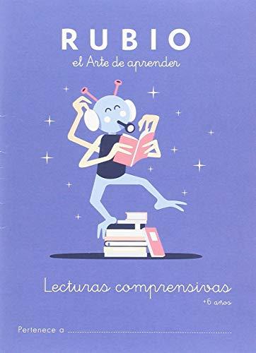 LECTURAS COMPRENSIVAS RUBIO +6