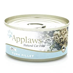 Applaws Tuna Fillet 156g by MPM Products