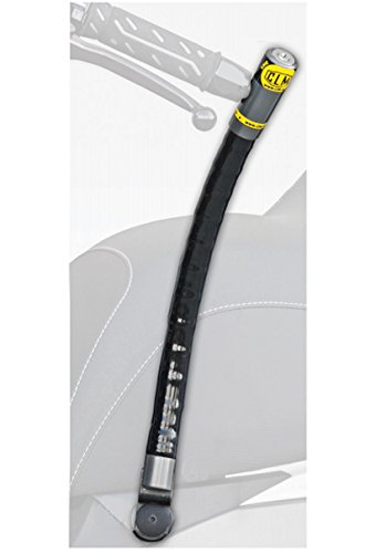 CLM 5725240 Antirrobo de Manillar Chic con Soporte Fix para Scooter Universal...