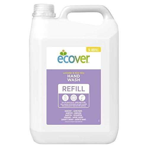 Ecover 285428 Handseife Lavendel, 5 L, 11 Sprachen, VOC 0,3%