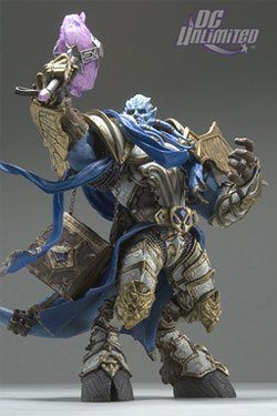 World of Warcraft: Vindicator Maraad Deluxe Collector Figure by World of Warcraft 1