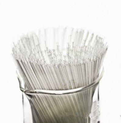 Glas-Kapillarröhrchen Schmelzpunkt beide Enden offen, 0,9-1,1 x 80 mm, 500 Stück