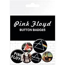GB eye LTD, Pink floyd button badges