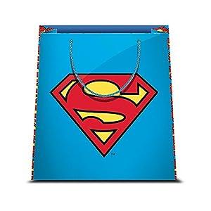 Marpimar 1 Bolsa de cartón plastificado Shopper DC Comics Superman 1 26 x 32