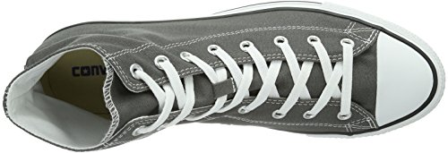 Converse AS Hi Can charcoal 1J793 Unisex-Erwachsene Sneaker Grigio Scuro (Charcoal)