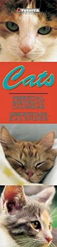 Cats 2014 (Slimline Birthday)