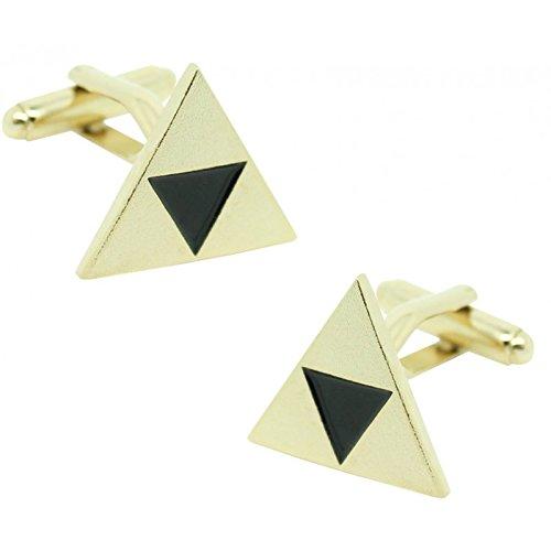MasGemelos - Gemelos Triángulo Zelda Cufflinks