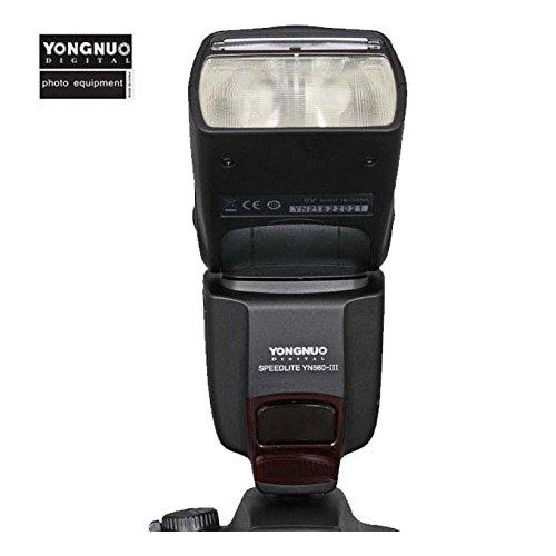 Yongnuo YN560III de Flash pour Appareil Photo Canon/Nikon/Pentax/Olympus