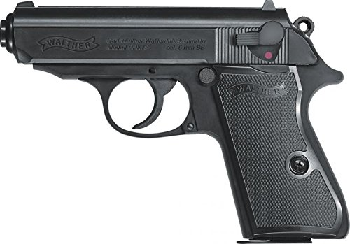 Walther PPK/S Airsoft Pistola Negro