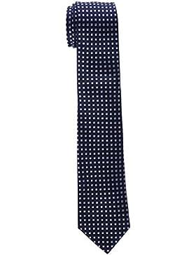 Roberto Verino 74300022011, Corbata para Hombre, Azul (Azul Cielo), U