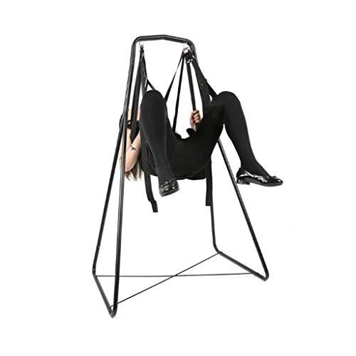 CS-DTXC Hängender Stuhl-Standplatz-Rahmen for das Hängen der Stuhl-Hängematte, die tragbaren Stuhl, die Erwachsenen Spielwaren hängt, die for Haus/Schlafzimmer benutzt