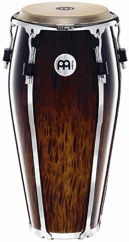 Meinl 11 inch Floatune Series Wood Conga - Brown Burl