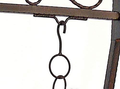 Schaukel Hollywoodschaukel mit Ketten 18688 aus Metall - 7