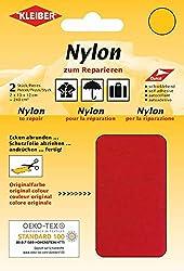 Kleiber Selbstklebendes Reparaturmaterial aus Nylon, rot