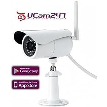 UCam247 HDO1080 All-in-one Home CCTV Camera