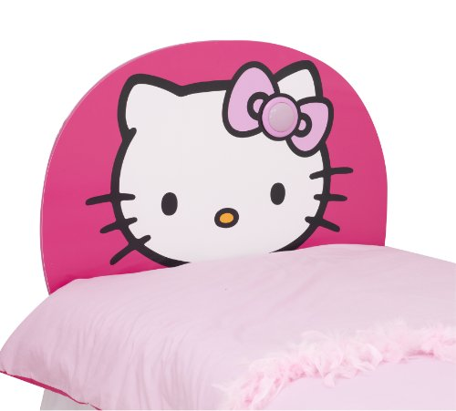 Cabecero infantil Hello Kitty