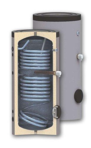 Capacidad: 500 litros de altura H/min. Clarafacción vertical - 1720/1890 mm de diámetro - 750 mm de aislamiento - 50 mm de presión de presión de PPU rígida / máx. Temperatura - 10/95 bar/°C presión de prueba de depósito - 15 bar de superficie de inte...