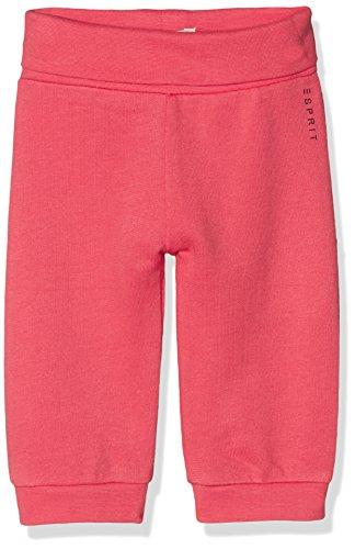 Esprit Baby - Mädchen RL2304113 Jogginghose,per Pack Orange (Coral 323),74 Pack-kleidung
