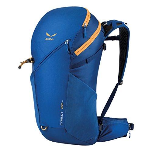 Salewa Crest 22S Bp - Mochila, color azul, talla única