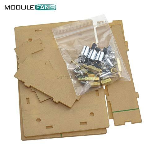 Bluetooth 4,0 Audio-Empfänger Case-Cover-Shell-Acryl-Verstärker-Board-Modul für TDA7492P 2 * 25W drahtlos mit AUX-SchnittStelle Audio-cover