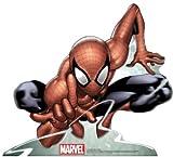 Pappaufsteller Spider Man Classic - Comic Aufsteller Standup Figur Kinoaufsteller Pappfigur Cardboard Lebensgroß Life-Size Standup