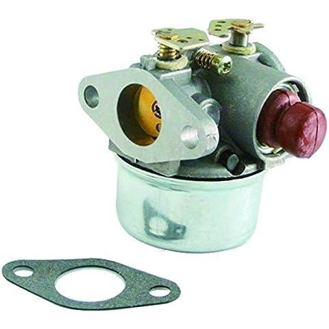 Generico carburatore & Guarnizione per Tecumseh 640278ha Certo Sostituzione di carburatore lev115lev120