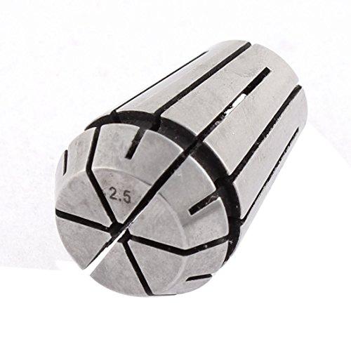 sourcingmap® ER20-2.5 CNC 2.5-2mm Range Engraving Spring Collet Milling Lathe Tooll
